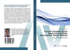Buchcover von A Local Complete Active Space Second-Order Perturbation Theory Method