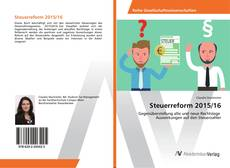 Couverture de Steuerreform 2015/16