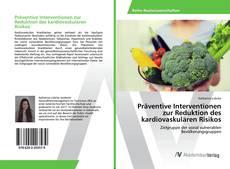 Обложка Präventive Interventionen zur Reduktion des kardiovaskulären Risikos
