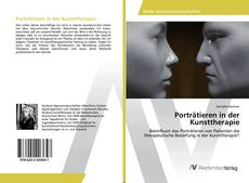 Bookcover of Porträtieren in der Kunsttherapie
