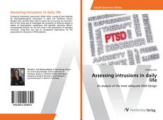 Capa do livro de Assessing intrusions in daily life