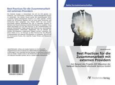 Best Practices für die Zusammenarbeit mit externen Providern的封面