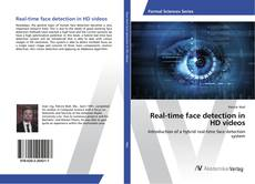 Bookcover of Real-time face detection in HD videos