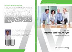 Bookcover of Internet Security Analyse