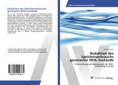 Bookcover of Reduktion des Speicherverbrauchs generierter SKilL-Zustände