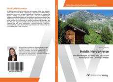 Bookcover of Heidis Heldenreise