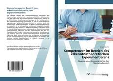 Bookcover of Kompetenzen im Bereich des erkenntnistheoretischen Experimentierens