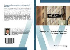 Buchcover von Essays on Consumption and Expected Returns