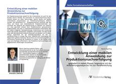 Buchcover von Entwicklung einer mobilen Anwendung zur Produktionsnachverfolgung