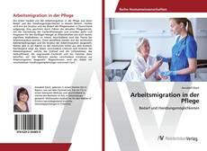 Buchcover von Arbeitsmigration in der Pflege