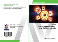 Buchcover von Elektromagnetismus und Elektromagnete