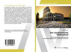 Buchcover von Der stadtrömische Mithraskult