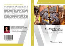 Buchcover von Geschlechterwelten Westafrikas