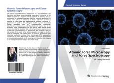 Обложка Atomic Force Microscopy and Force Spectroscopy