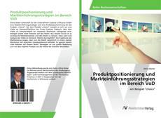 Buchcover von Produktpositionierung und Markteinführungsstrategien im Bereich VoD