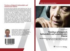 Bookcover of Tinnitus erfolgreich behandeln auf emotionaler Ebene