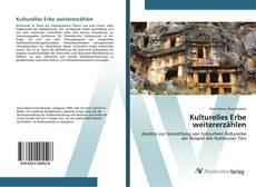 Copertina di Kulturelles Erbe weitererzählen