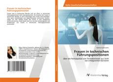 Portada del libro de Frauen in technischen Führungspositionen