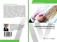 Обложка Kapitalmarktregulierung:
