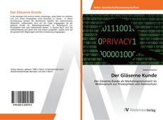 Buchcover von Der Gläserne Kunde