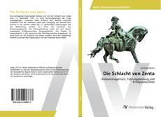 Buchcover von Die Schlacht von Zenta