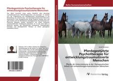 Borítókép a  Pferdegestützte Psychotherapie für entwicklungstraumatisierte Menschen - hoz