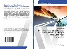Borítókép a  Detection and Classification of Vehicles on a Straight Two-Lane Road - hoz