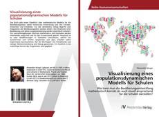 Visualisierung eines populationsdynamischen Modells für Schulen kitap kapağı