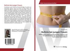 Buchcover von Bulimie bei jungen Frauen