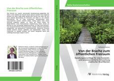 Buchcover von Von der Brache zum öffentlichen Freiraum