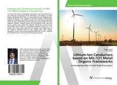Обложка Lithium-Ion Conductors based on MIL-121 Metal Organic Frameworks
