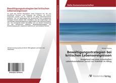 Bookcover of Bewältigungsstrategien bei kritischen Lebensereignissen