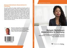 Buchcover von Kenyan Hometown Associations In Germany