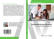 Buchcover von Praxisanbindung Lehrender
