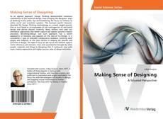 Buchcover von Making Sense of Designing