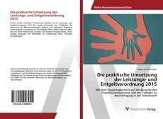 Обложка Die praktische Umsetzung der Leistungs- und Entgeltverordnung 2015