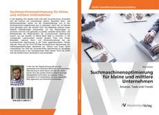 Buchcover von Suchmaschinenoptimierung für kleine und mittlere Unternehmen