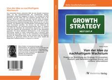 Обложка Von der Idee zu nachhaltigem Wachstum