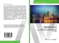 Digitales Bauen的封面