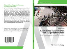 Buchcover von Räumliches Tragverhalten von Trägerbohlwänden