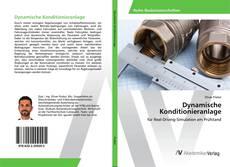 Buchcover von Dynamische Konditionieranlage