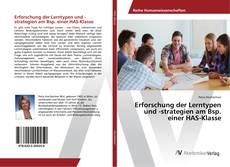 Buchcover von Erforschung der Lerntypen und -strategien am Bsp. einer HAS-Klasse