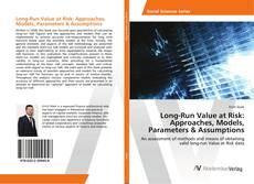 Copertina di Long-Run Value at Risk: Approaches, Models, Parameters & Assumptions