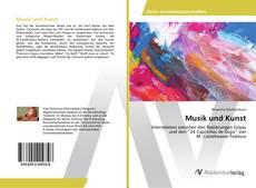 Buchcover von Musik und Kunst