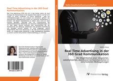 Bookcover of Real Time Advertising in der 360 Grad Kommunikation