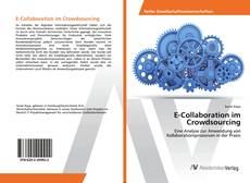 Buchcover von E-Collaboration im Crowdsourcing