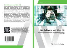 Couverture de Die Relevanz von Web 2.0