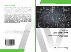Capa do livro de Low-cost LIDAR