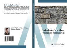Bookcover of Ende des Opfermythos?
