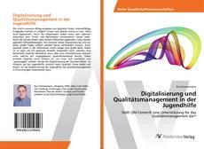 Bookcover of Digitalisierung und Qualitätsmanagement in der Jugendhilfe